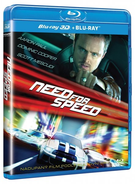 Need for speed Blu-ray - Scott Waugh - 13x19