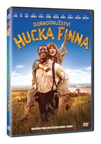 DVD Dobrodružství Hucka Finna