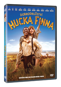 DVD Dobrodružství Hucka Finna - 13x19, Sleva 50%