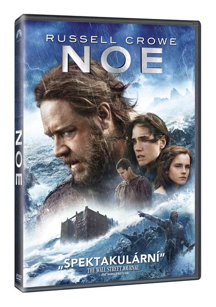DVD Noe - Darren Aronofsky - 13x19