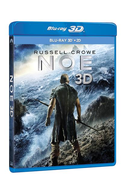 Noe 2 Blu-ray 3D+2D - Darren Aronofsky - 13x19