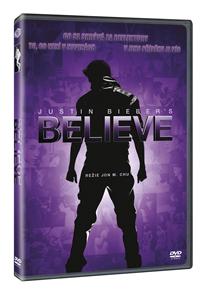 DVD Justin Biebers Believe