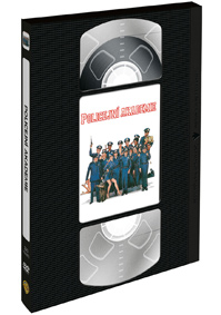 DVD Policejní akademie - retro edice