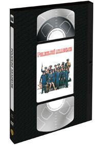 DVD Policejní akademie - retro edice - Hugh Wilson - 13x19