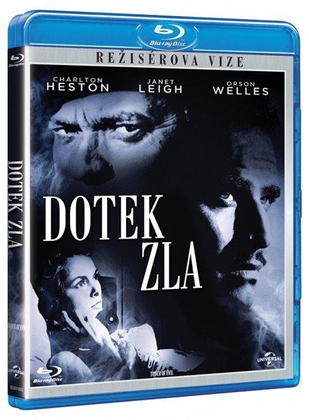 Dotek zla Blu-ray - Orson Welles - 13x19