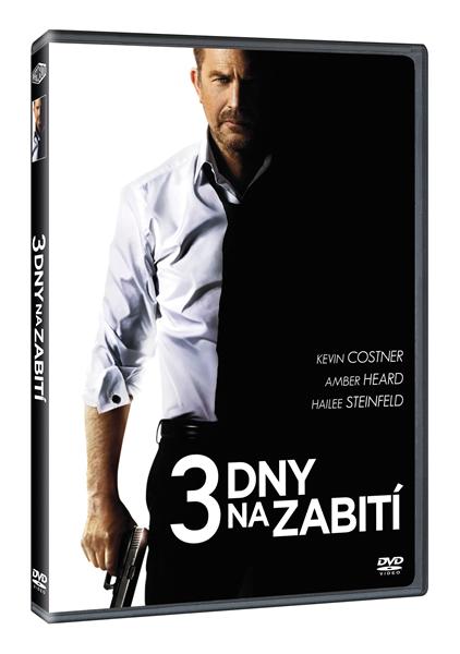 DVD 3 dny na zabití - 13x19