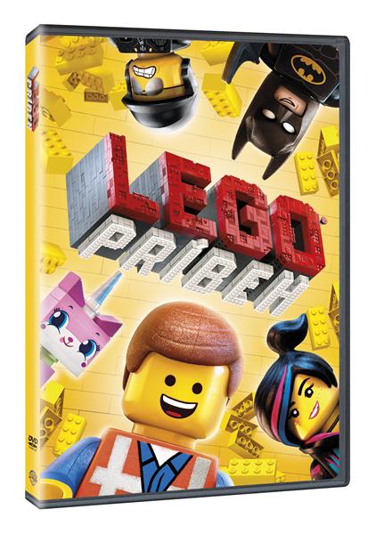 DVD Lego příběh - 13x19