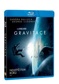 Gravitace Blu-ray
