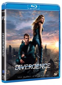 Divergence Blu-ray