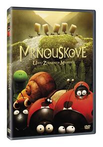 DVD Mrňouskové: Údolí ztracených mravenců