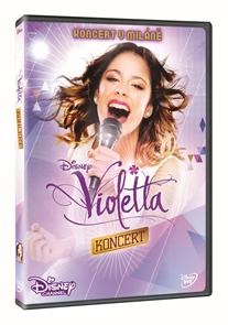 DVD Violetta Koncert