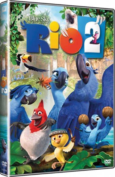 DVD Rio 2 - 13x19