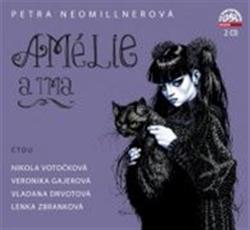 CD Amélie a tma - neuveden - 13x14