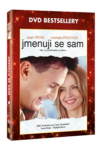 DVD Jmenuji se Sam