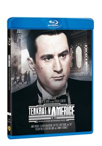 Tenkrát v Americe: Prodloužená režisérská verze (Blu-ray)