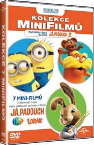 DVD Já, padouch 2: kolekce minifilmů