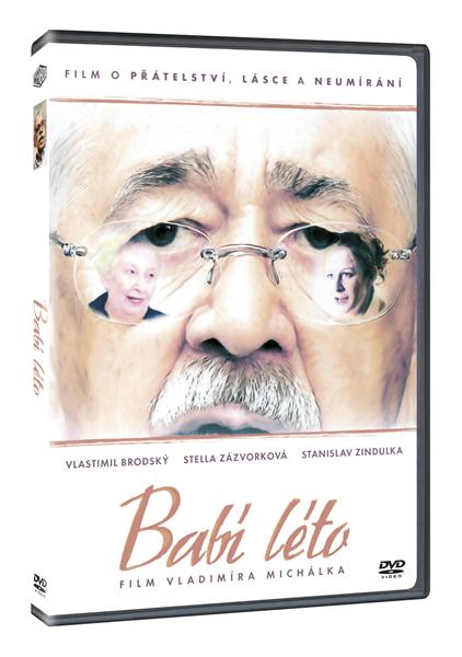 DVD Babí léto - Vladimír Michálek - 13x19