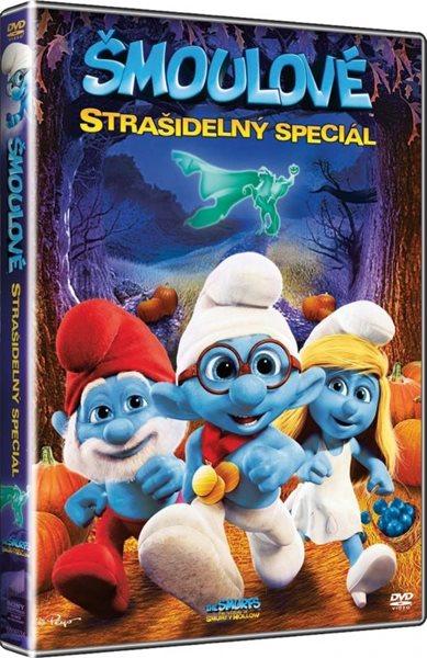 DVD Šmoulové: Strašidelný speciál - 13x19