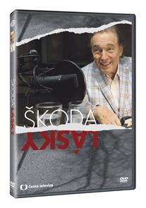 Škoda lásky 4 DVD