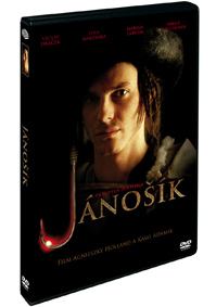 DVD Jánošík. Pravdivá historie