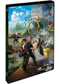 DVD Mocný vládce Oz