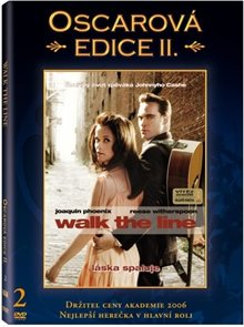 DVD Walk the Line