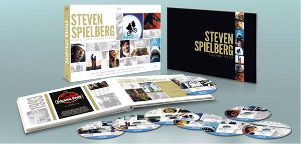 Steven Spielberg Režisérská kolekce Blu-ray - Steven Spielberg, Doprava zdarma