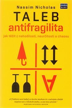 Antifragilita - Nassim Nicholas Taleb - 17x24