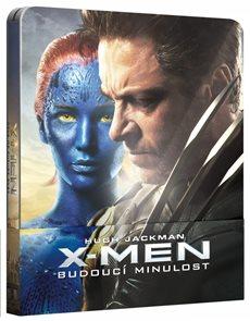 X-Men: Budoucí minulost (2D + 3D 2 Blu-ray) Steelbook