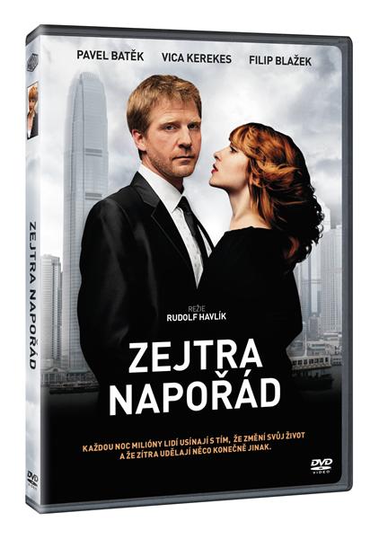 DVD Zejtra napořád - Rudolf Havlík - 13x19