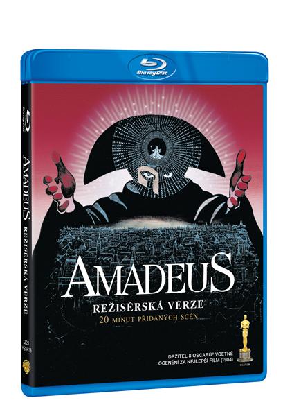 Amadeus režisérská verze (Blu-ray) - Miloš Forman - 13x19
