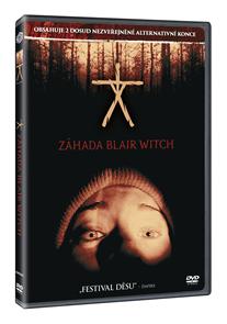 DVD Záhada Blair Witch