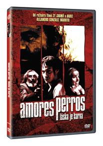DVD Amores perros - Láska je kurva