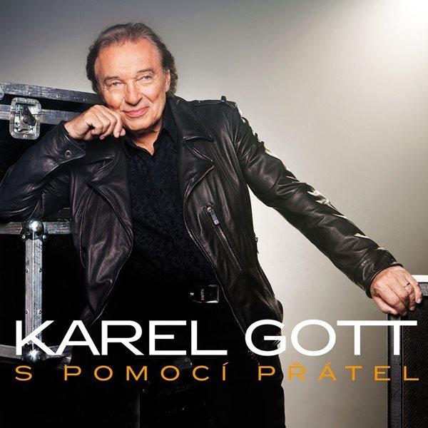 CD S pomocí přátel - Gott Karel - 13x14