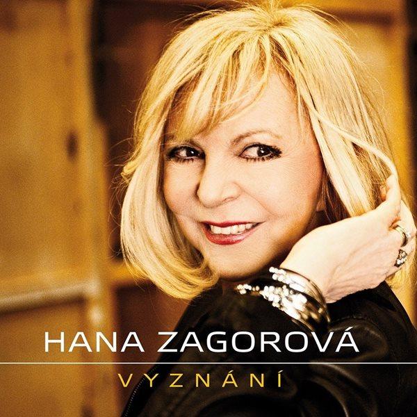 CD Hana Zagorová - Vyznání - Zagorová Hana - 13x14