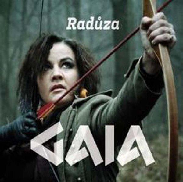CD Radůza - Gaia - Radůza - 13x14