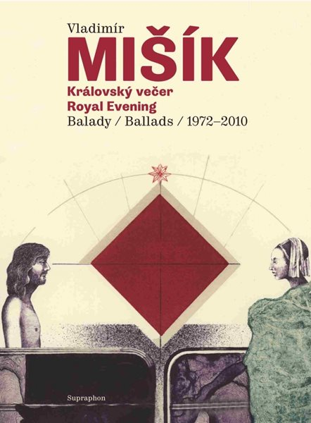 CD Vladimír Mišík - Královský večer / Royal Evening - Vladimír Mišík - 13x14