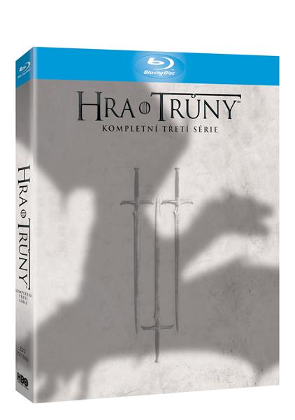 Hra o trůny 3. série 5 Blu-ray - Brian Kirk a kol. - 13x19