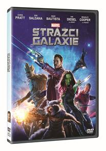 DVD Strážci Galaxie