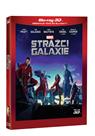 Strážci Galaxie 2 Blu-ray (3D+2D)