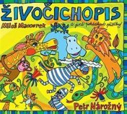 CD Živočichopis a jiné pohádkové příběhy