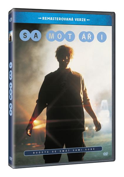 DVD Samotáři (remasterovaná verze) - David Ondříček - 13x19
