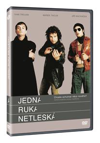 DVD Jedna ruka netleská