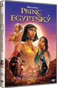 DVD Princ Egyptský