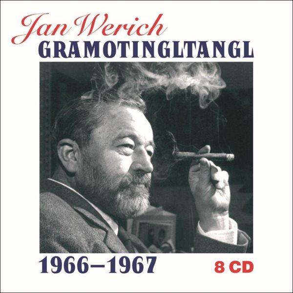 Gramotingltangl Jana Wericha v pořadu Jiřího Suchého 8 CD - Werich Jan - 13x14