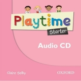 Playtime - Starter - Audio CD
