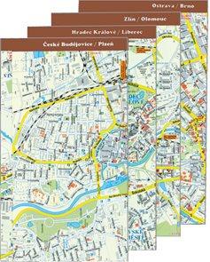 ADK Soubor map A6 (4 dvojlisty)