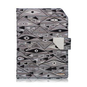 ADK Diář Art A5 2019 - Egyptské oko stříbrné