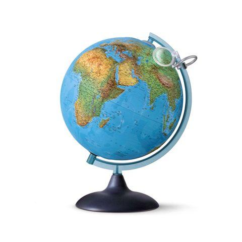 Globus - Uranio 30cm - reliéfní