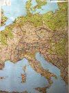 Evropa - střední  - 1:2 000 000 /Freytag/